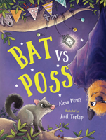 Bat vs Poss, Alexa Moses, illustrated by Anil Tortop