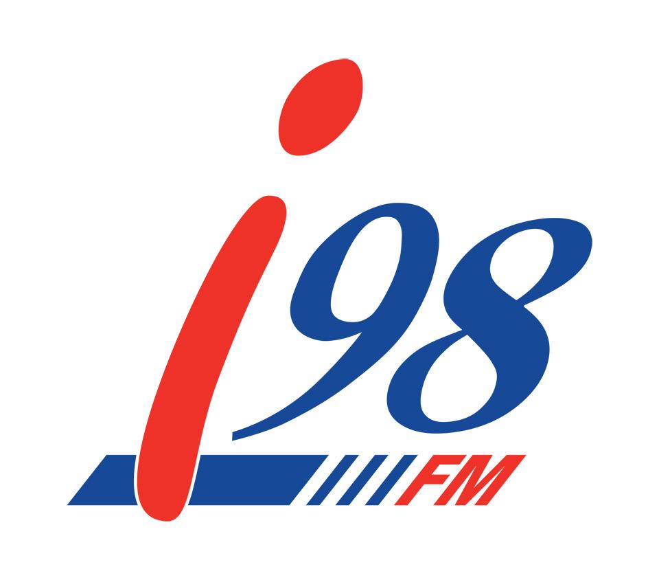 i98FM logo
